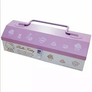 Hello kitty box tools